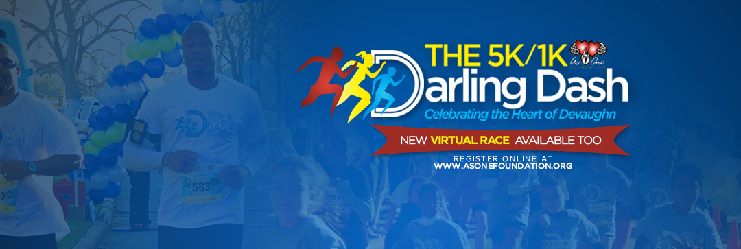 Darling Dash 5K/1K Local & Virtual Events