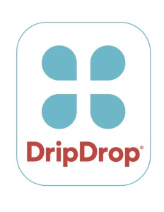 DripDrop Stacked Logo