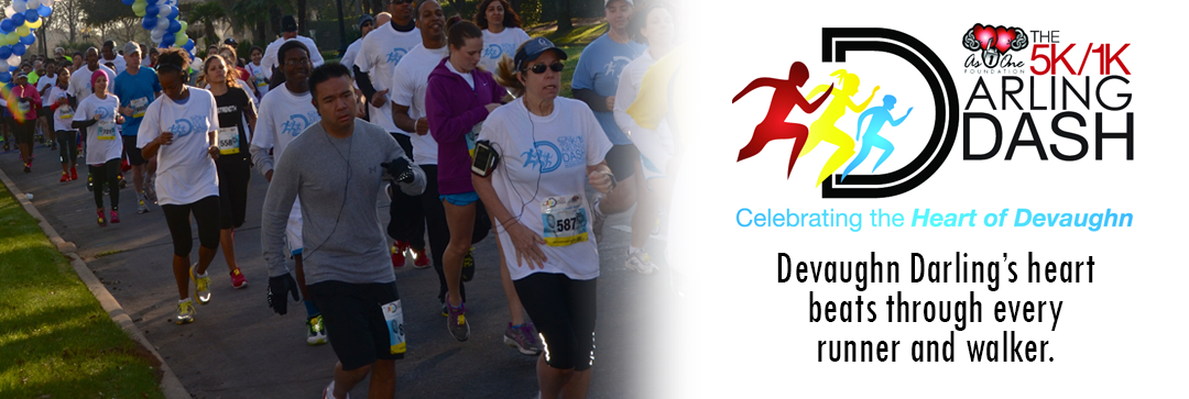 Darling Dash 5K/1K