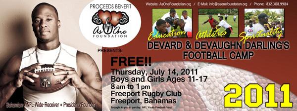 DDD Football Camp 2011