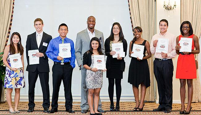 Scholarship Recipients 2011